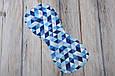 Полотенце для гигиены новорожденного, Мозайка, фото 3