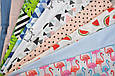 Полотенце для гигиены новорожденного, Фламинго, фото 7
