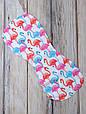 Полотенце для гигиены новорожденного, Фламинго, фото 5