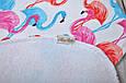 Полотенце для гигиены новорожденного, Фламинго, фото 6