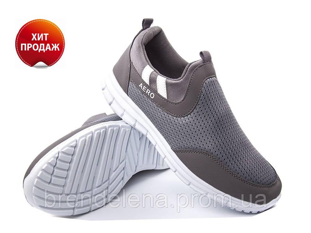 Стильні чоловічі кросівки р(40-45)