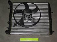 Радиатор охлаждения SEAT, SKODA, VW (пр-во Nissens) 64103