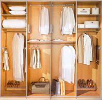 гардеробный шкаф фото 81