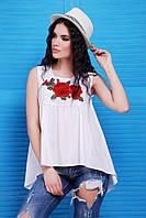 """Блуза """"Flower"""" BZ-1484A"""
