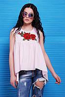 """Блуза """"Flower"""" BZ-1484C"""