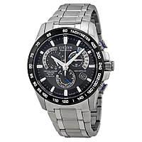 Часы Citizen Eco-Drive Sapphire AT4010-50E Titanium Е650, фото 1