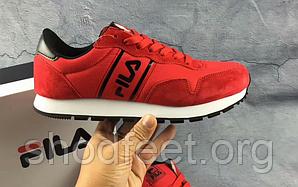 Мужские кроссовки Fila FHT RJ-Star 85 Red
