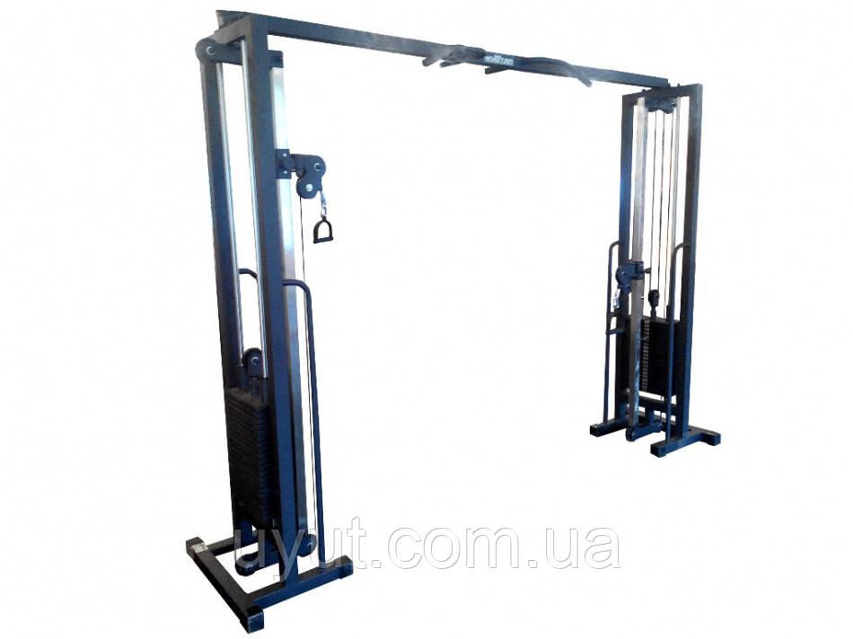 Блочная рамка (кроссовер) с регулируемой тягой GB.20