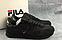 Чоловічі кросівки Fila FHT RJ-Star 85 Black, фото 3