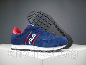 Мужские кроссовки Fila FHT RJ-Star 85 Blue