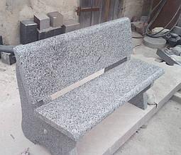 Столы лавки из гранита любой формы и размера №0002