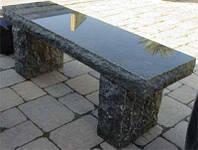 Столы лавки из гранита любой формы и размера №0013