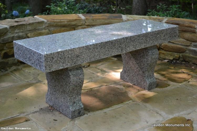 Столы лавки из гранита любой формы и размера №0016