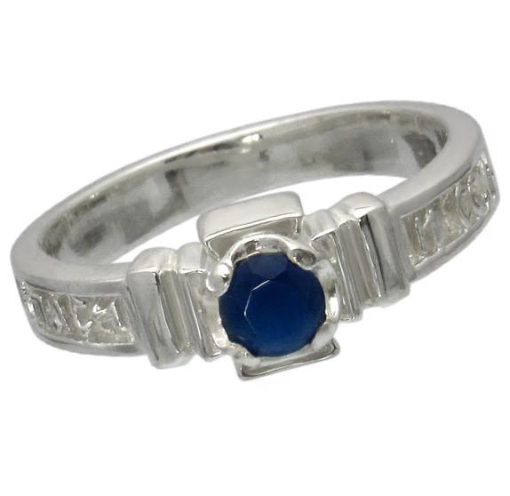 Серебряное охранное кольцо 1026к.