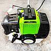 Бензокоса NVP NV3400, 3.4 кВт, 43 куб.см, два ножа и катушка, бензокосарка, коса, фото 2