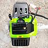 Бензокоса NVP NV3400, 3.4 кВт, 43 куб.см, два ножа и катушка, бензокосарка, коса, фото 3