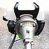 Бензокоса NVP NV3400, 3.4 кВт, 43 куб.см, два ножа и катушка, бензокосарка, коса, фото 5