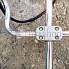 Бензокоса NVP NV3400, 3.4 кВт, 43 куб.см, два ножа и катушка, бензокосарка, коса, фото 7