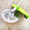 Бензокоса NVP NV3400, 3.4 кВт, 43 куб.см, два ножа и катушка, бензокосарка, коса, фото 8