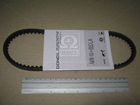 Ремень клиновой AVX10X650 (пр-во DONGIL) 10X650