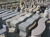 Столы лавки из гранита любой формы и размера №0031