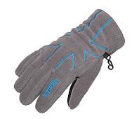 Женские флисовые перчатки Norfin Gray