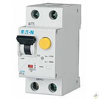 Дифференциальный автоматический выключатель PFL6-40/1N/C/003 EATON