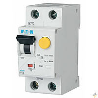 Дифференциальный автоматический выключатель PFL6-10/1N/C/003 EATON
