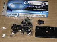 Лампа с пластмасс. цоколем B8,3d BAX10s 12V 1,2W  12V1.2W_B8,3d BAX10s