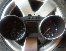 Приборная панель Mercedes ML W164 2005-2013