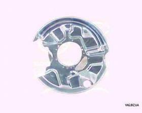 Защита тормозного диска заднего (правый) Mercedes C-Klasse W201 (190) 1982-1993