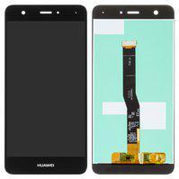 Дисплей для мобильного телефона Huawei Nova, черный, с сенсорным экран
