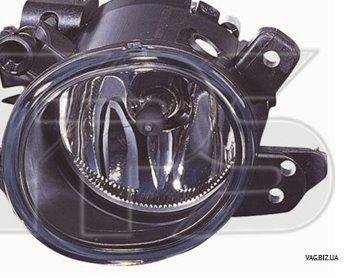 Фара противотуманная правая Mercedes CLS W219 2004-2010, E-Klasse W212
