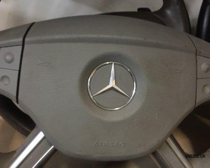 Подушка безопасности в руле Mercedes ML W164 2005-2013