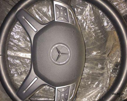 Подушка безопасности в руле Mercedes GL X166 2012-2017, ML W166 2012-2016