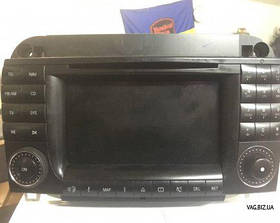 Аудиосистема Mercedes S-Klasse W220 1998-2005