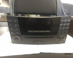 Аудиосистема Mercedes E-Klasse W211 2002-2009