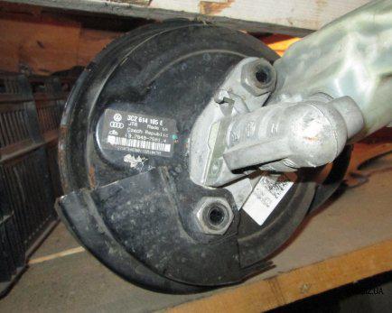 Вакуумный усилитель тормозов Seat Altea 2004-2015, Leon 2005-2013, Toledo 2005-2009