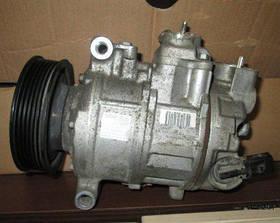 Компрессор кондиционера Skoda Octavia A5 2004-2013, Superb 2002-2008, Yeti с 2009