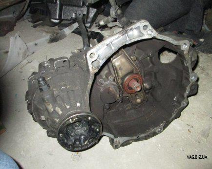 Коробка передач механическая 5-ступенчатая для 1,9 TDI Skoda Octavia Tour 1997-2011