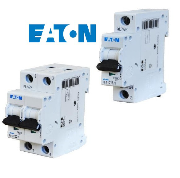 Eaton автоматичні вимикачі
