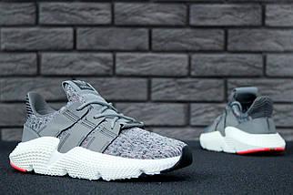 "Мужские кроссовки Adidas Prophere ""Grey/White"", фото 3"