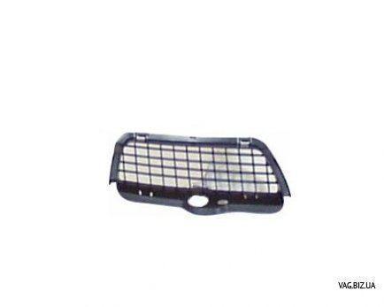 Решетка в бампер правая Volkswagen Golf 3 1991-1997, Vento 1992-1999