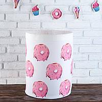 Корзина с пончиками Yummy
