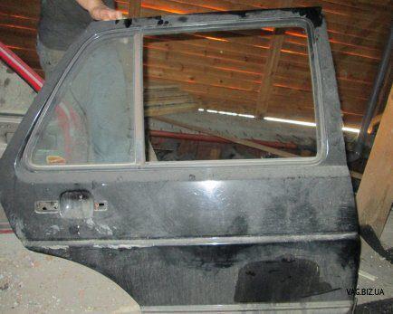 Дверь задняя правая Volkswagen Golf 2 1983-1991, Jetta II 1984-1992
