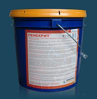 Пенекрит 25кг-шовный гидроизоляционный материал.