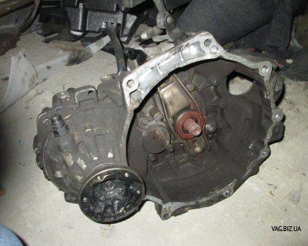 Коробка передач механическая 5-ступенчатая для 1,9 TDI Volkswagen Golf 4 1997-2006, Golf 5 2004-2009, Bora 1998-2005