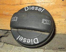 Крышка горловины топливного бака Volkswagen Passat B6 2005-2010
