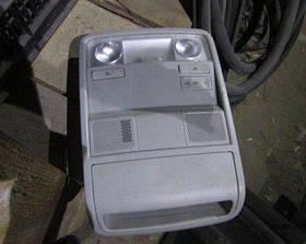 Консоль на потолок с вещевым отделением Volkswagen Golf 5 2004-2009, Golf 5+ 2005 - 2009