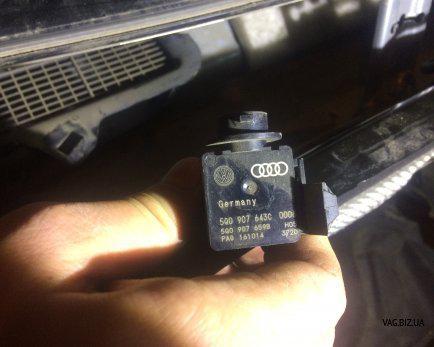 Датчик качества воздуха Volkswagen Golf 7 с 2014
